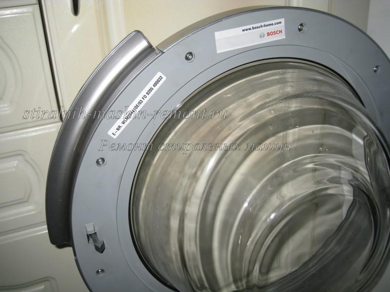 Ремонт стиральной машины bosch logixx 8 не открывает люк обслуживание стиральных машин bosch Достоевская